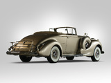 Packard Twelve Coupe Roadster (1607-1139) 1938 pictures