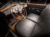 Packard Twelve All-Weather Cabriolet by Brunn (1708-4087) 1939 wallpapers