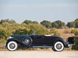 1932 Packard Twelve Coupe Roadster (905-579) pictures