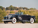 1932 Packard Twelve Coupe Roadster (905-579) wallpapers