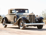 Photos of Packard Twelve Coupe Roadster (1005-639) 1933