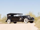 Photos of Packard Twelve 7-passenger Touring (1107-730) 1934
