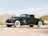 Photos of Packard Twelve Convertible Victoria by Dietrich (1108-4072) 1934