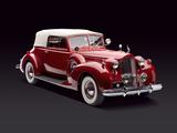 Photos of Packard Twelve Victoria Convertible (1127) 1938