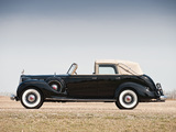Photos of Packard Twelve All-Weather Cabriolet by Brunn (1708-4087) 1939