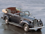 Photos of Packard Twelve Presidential Convertible Sedan 1939