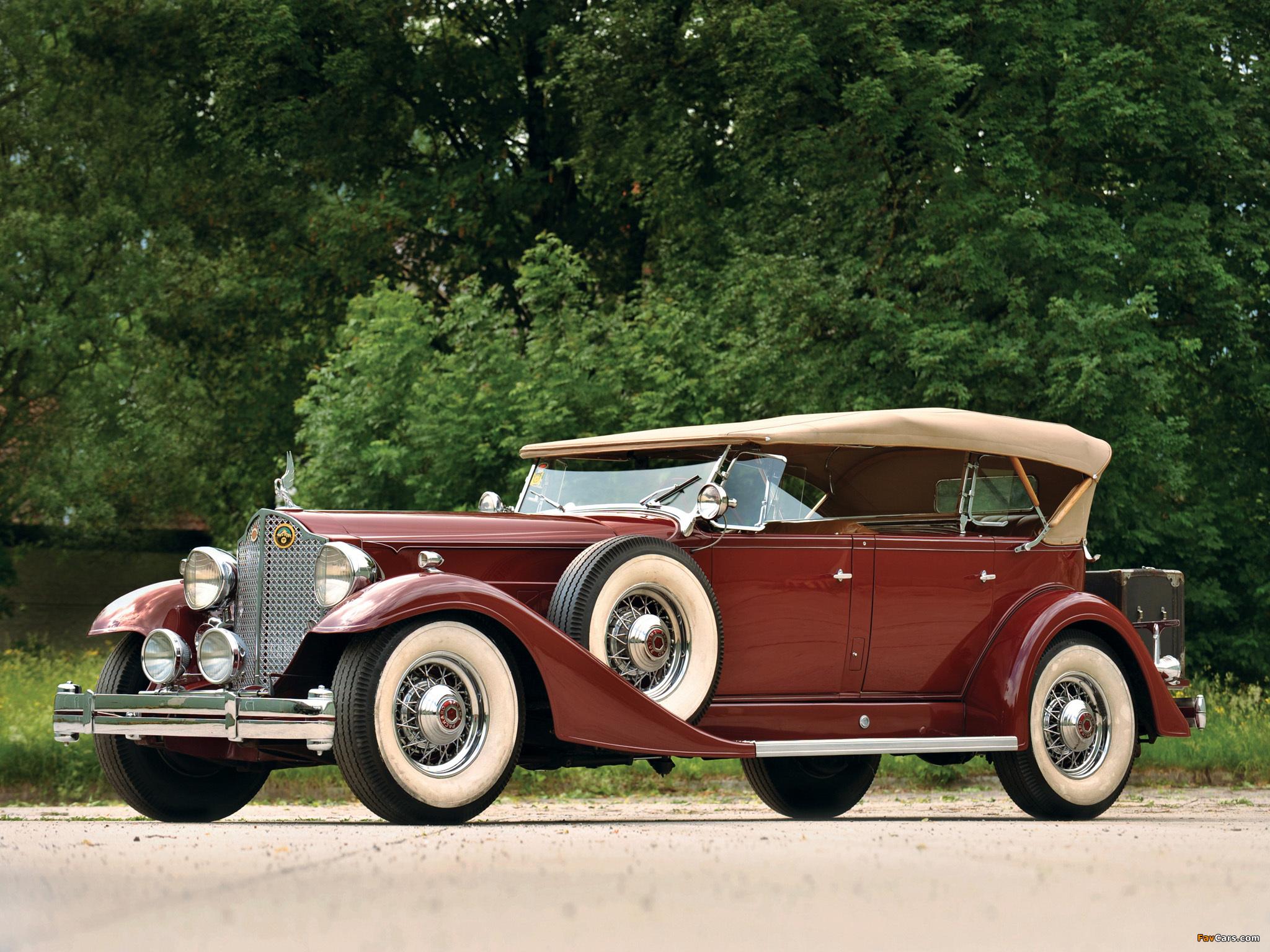 автомобили 20 30 годов фото
