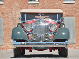 Pictures of Packard Twelve Phaeton (1107-731) 1934