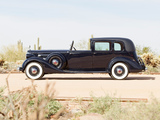Pictures of Packard Twelve All-Weather Town Car by LeBaron (1408) 1936