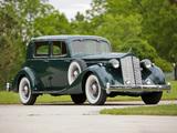 Pictures of Packard Twelve Club Sedan 1936