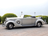 Pictures of Packard Twelve Cabriolet (1507) 1937