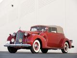 Pictures of Packard Twelve Victoria Convertible (1127) 1938