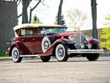 Packard Twelve Sport Phaeton (1005-641) 1933 wallpapers