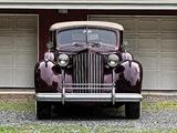 Packard Twelve Convertible Sedan (1708-1253) 1939 wallpapers