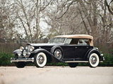 Images of Packard Twin Six Sport Phaeton by Dietrich 1932