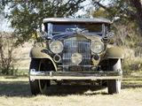 Packard Twin Six Sport Phaeton (905-581) 1932 pictures
