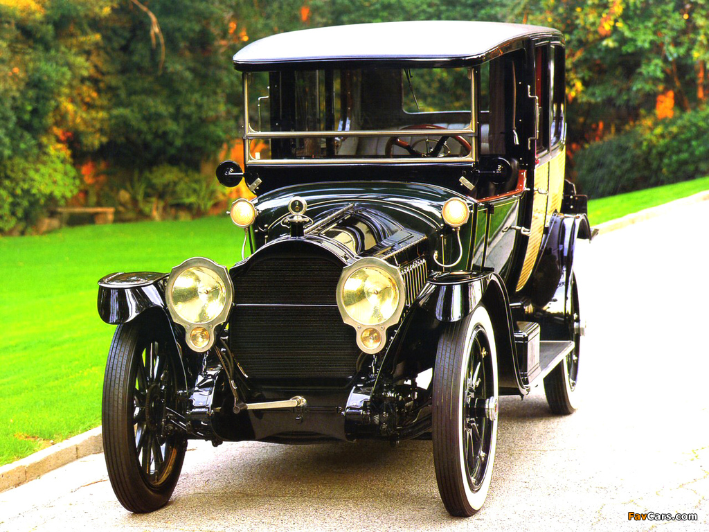 Packard Twin Six Town Car 1916 images (1024 x 768)