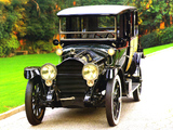 Packard Twin Six Town Car 1916 images