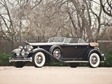 Packard Twin Six Sport Phaeton by Dietrich 1932 photos