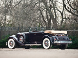 Packard Twin Six Sport Phaeton by Dietrich 1932 pictures