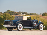 Pictures of Packard Twin Six Coupe Roadster 1932