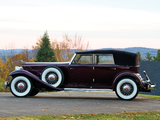 Packard Twin Six Individual Custom Convertible Sedan by Dietrich 1932 wallpapers