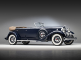 Packard Twin Six Sport Phaeton by Dietrich 1932 wallpapers
