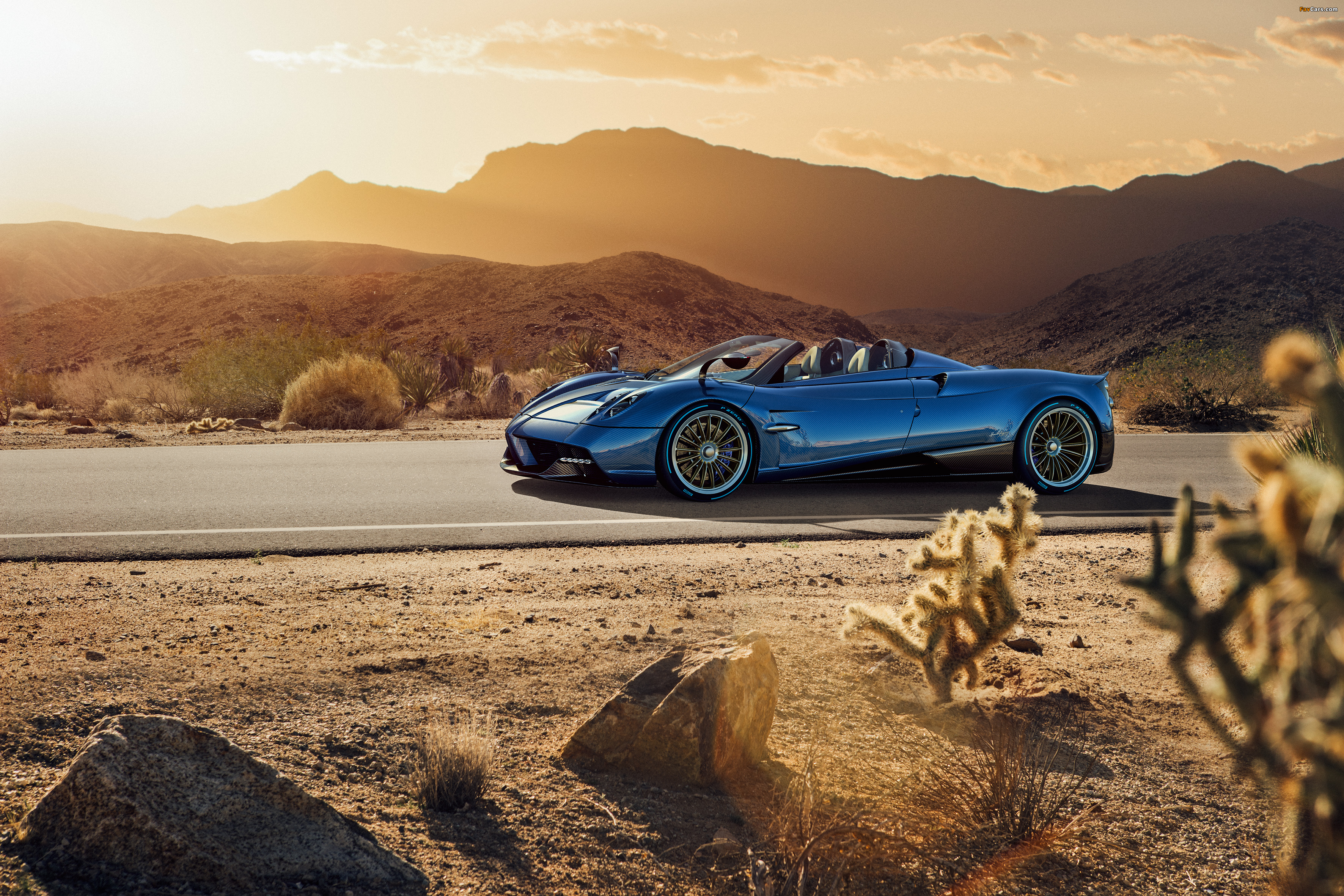 Pagani Huayra Roadster 2017 pictures (3543 x 2362)