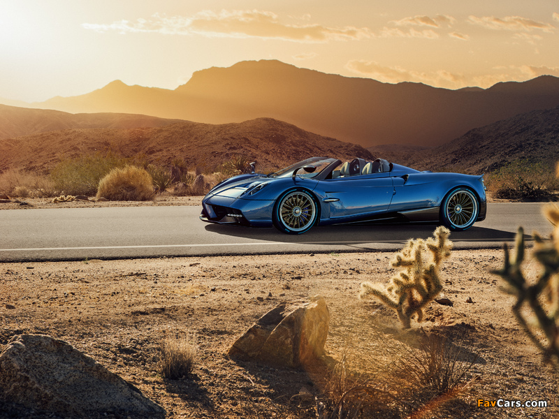 Pagani Huayra Roadster 2017 pictures (800 x 600)