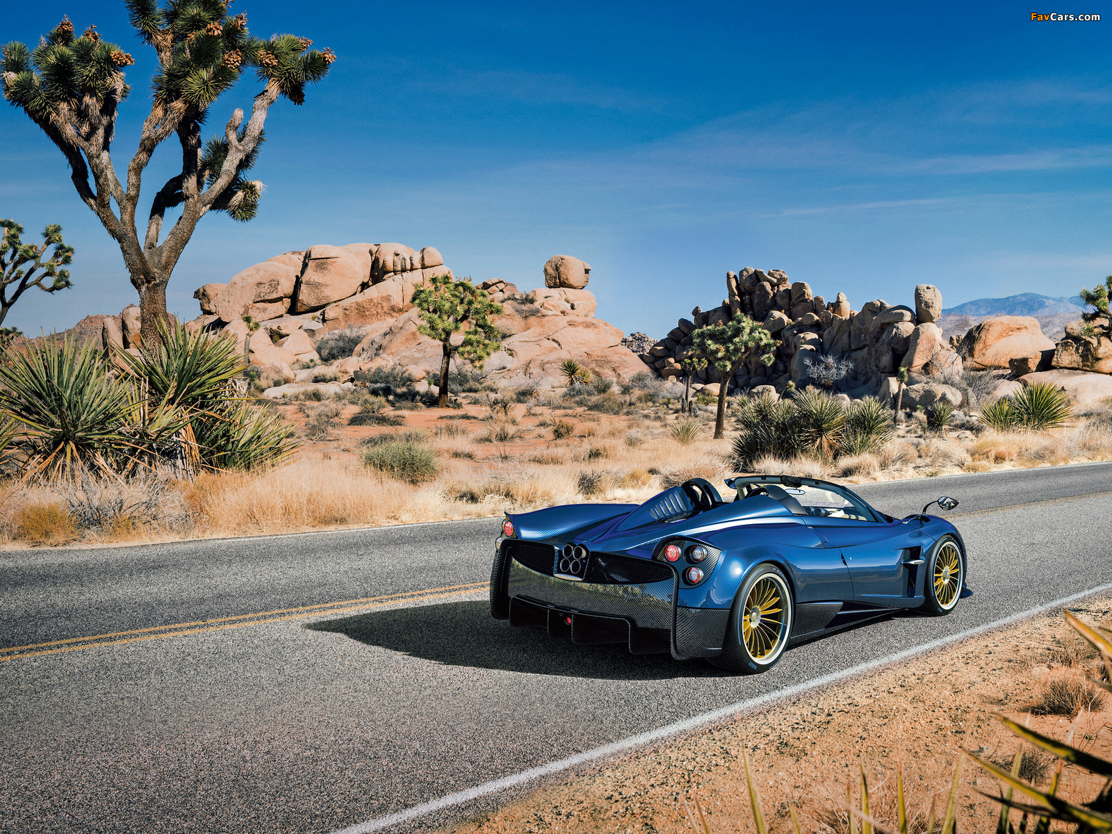 Pagani Huayra Roadster 2017 pictures (1600 x 1200)