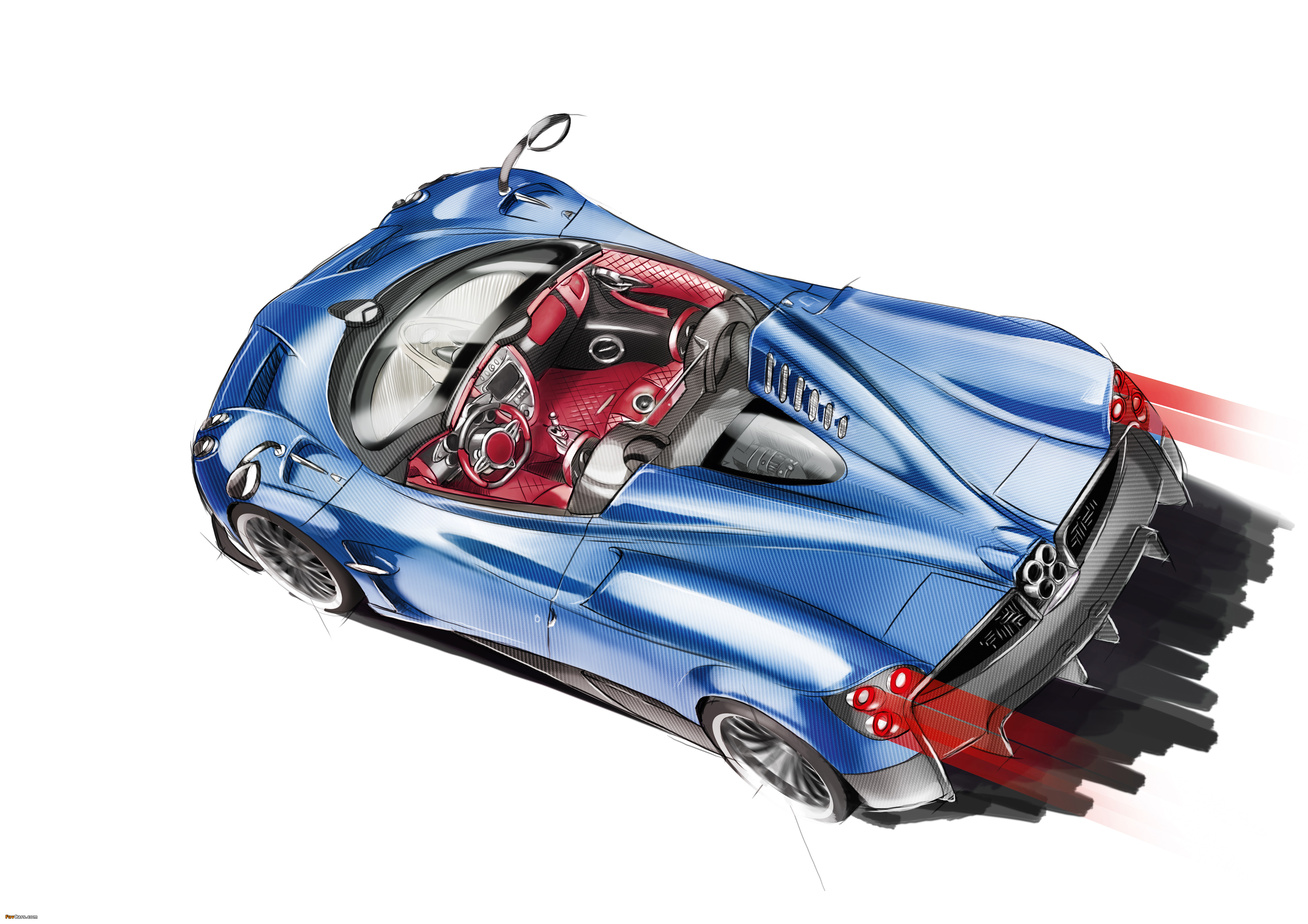Pictures of Pagani Huayra Roadster 2017 (4096 x 2896)