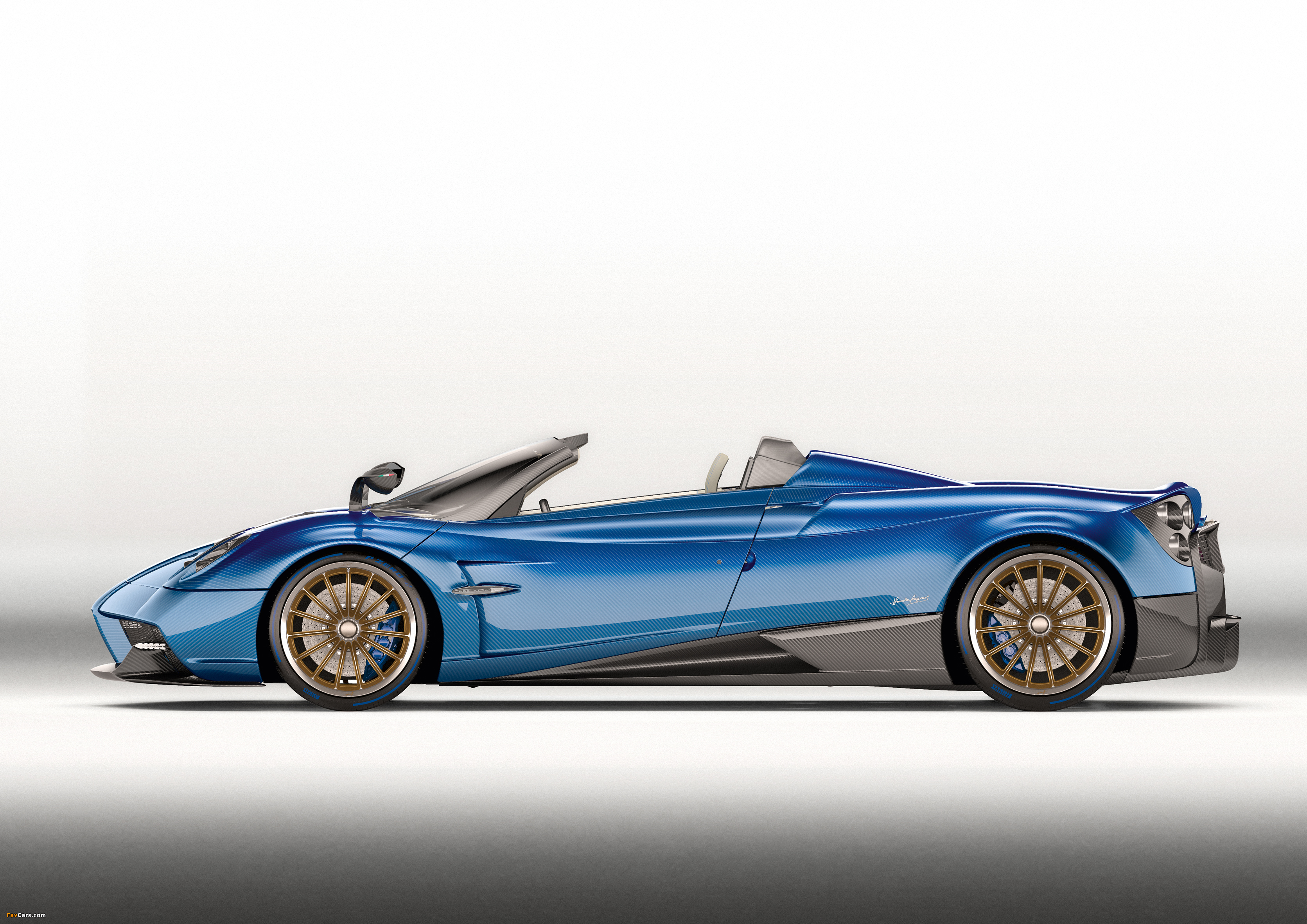 Pictures of Pagani Huayra Roadster 2017 (3342 x 2362)