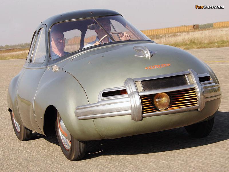 Panhard Dynavia Concept 1948 images (800 x 600)