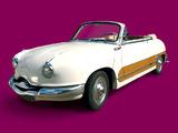 Panhard PL17 Cabrio 1959–65 photos