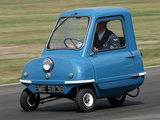 Photos of Peel P50 1963–64