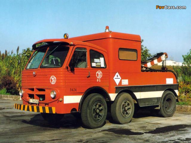 Pegaso 2045 6x2 Camion de Remolque 1962–69 images (640 x 480)