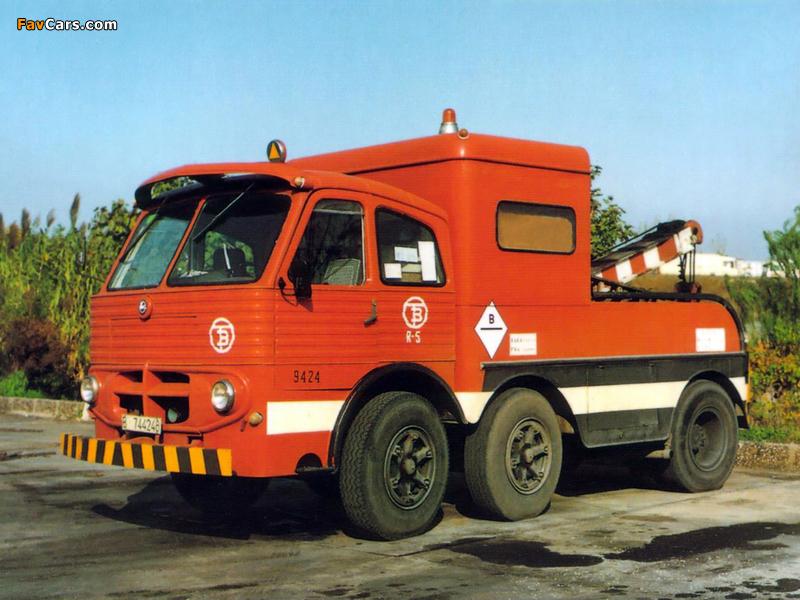 Pegaso 2045 6x2 Camion de Remolque 1962–69 images (800 x 600)