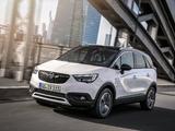 Opel Crossland X Turbo 2017 photos