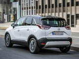 Opel Crossland X Turbo 2017 wallpapers