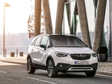 Photos of Opel Crossland X Turbo 2017