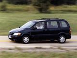 Photos of Opel Sintra 1996–1999