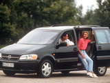 Pictures of Opel Sintra 1996–1999