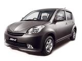 Perodua MyVi (I) 2005–08 pictures