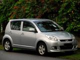Perodua MyVi (I) 2008–11 pictures