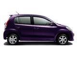 Pictures of Perodua MyVi (II) 2011