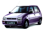 Pictures of Perodua Nippa 1997–2000