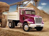 Peterbilt 348 4x2 Dump Truck 2006 wallpapers