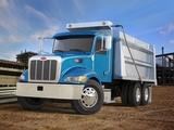 Photos of Peterbilt 348 6x4 Dump Truck 2006