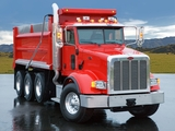 Pictures of Peterbilt 365 Dump Truck 2007