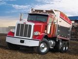 Peterbilt 367 Dump Truck 2007 wallpapers